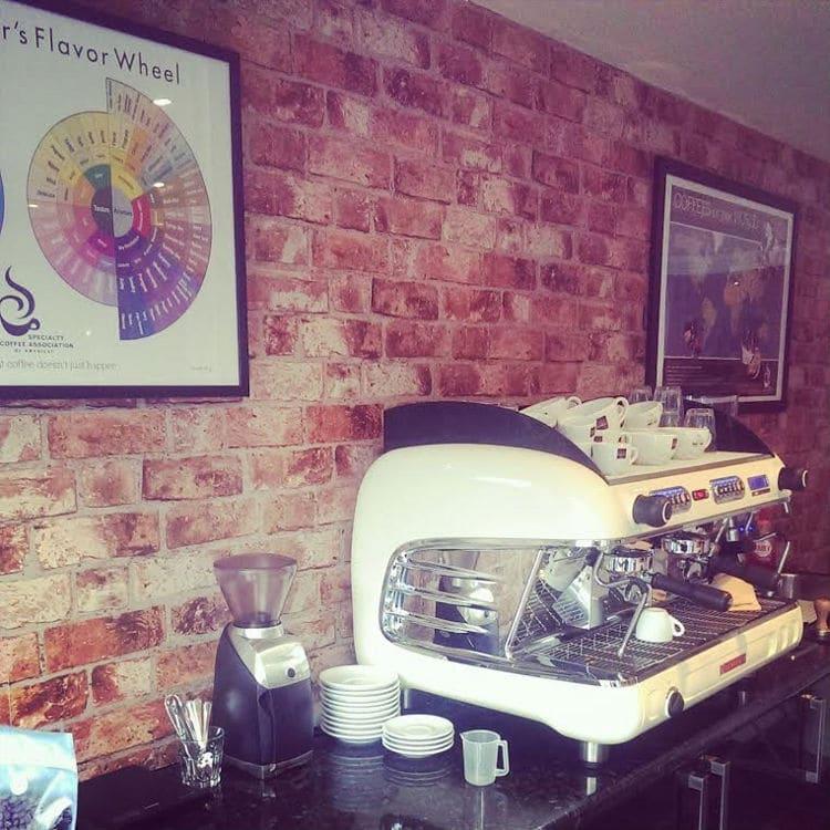 coffee equipment leasing: