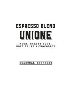 Unione Espresso Blend