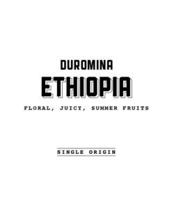 Ethiopia Duromina Label