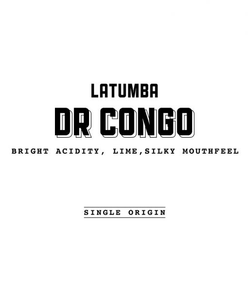 DR Congo Latumba Label